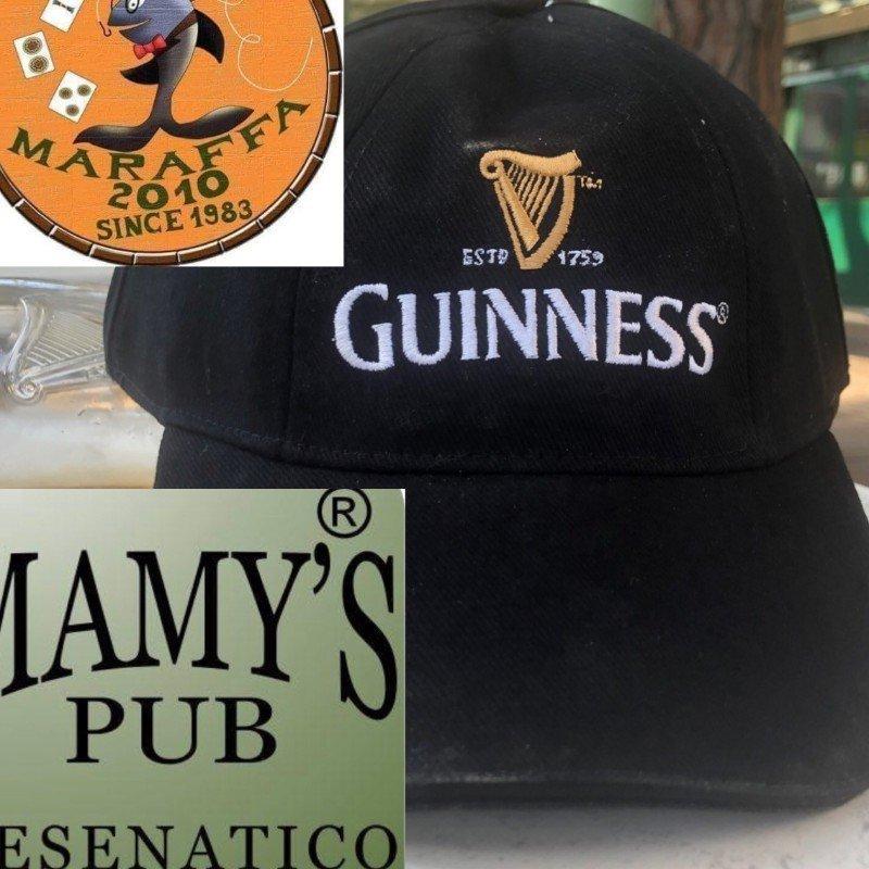 cappellino Guinness